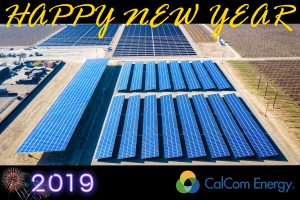 Happy New Year From CalCom!