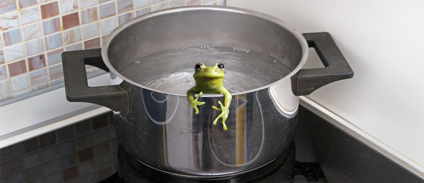 Is PG&E Boiling the Frog
