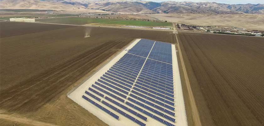 Growing a Solar Harvest: Monterey County's Largest Solar Project Gets Bigger