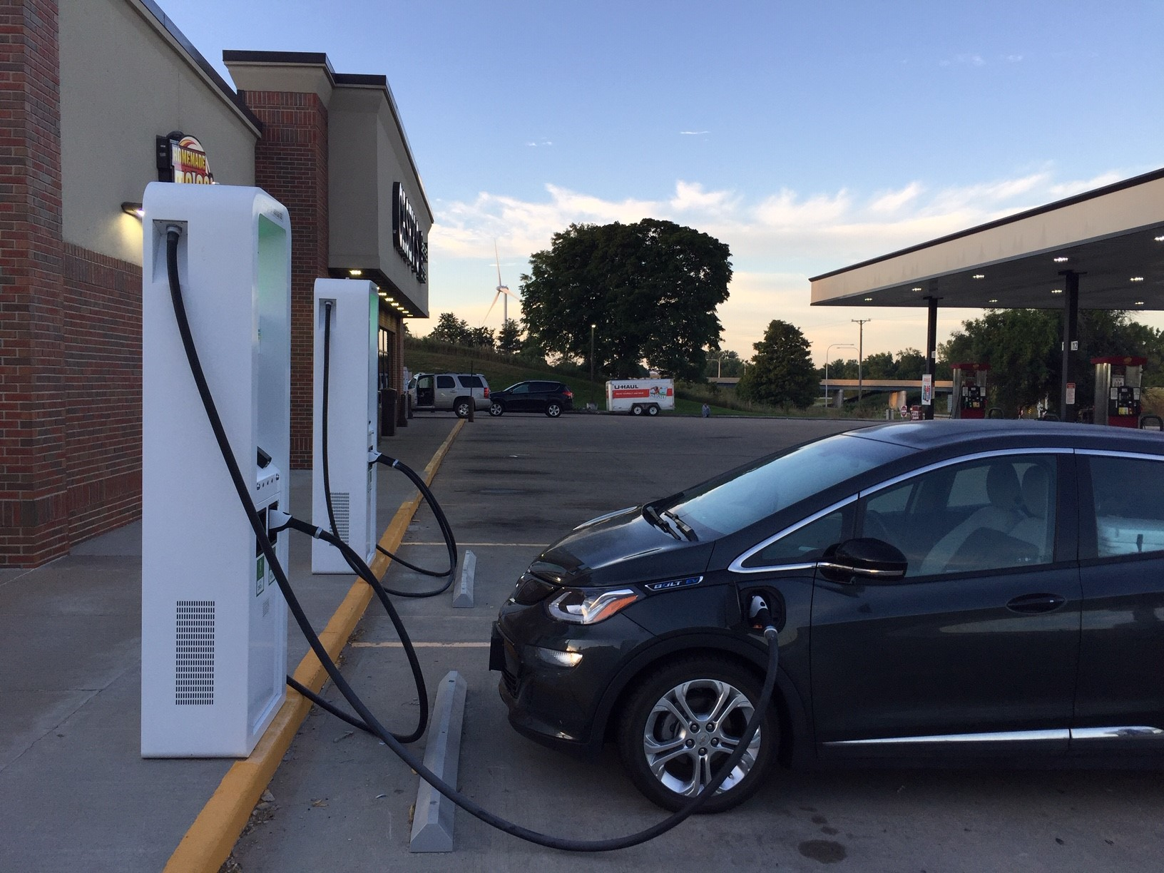 CalCom's Interconnection Coordinator Ventures 1,600 Miles in an All-Electric Chevy Bolt