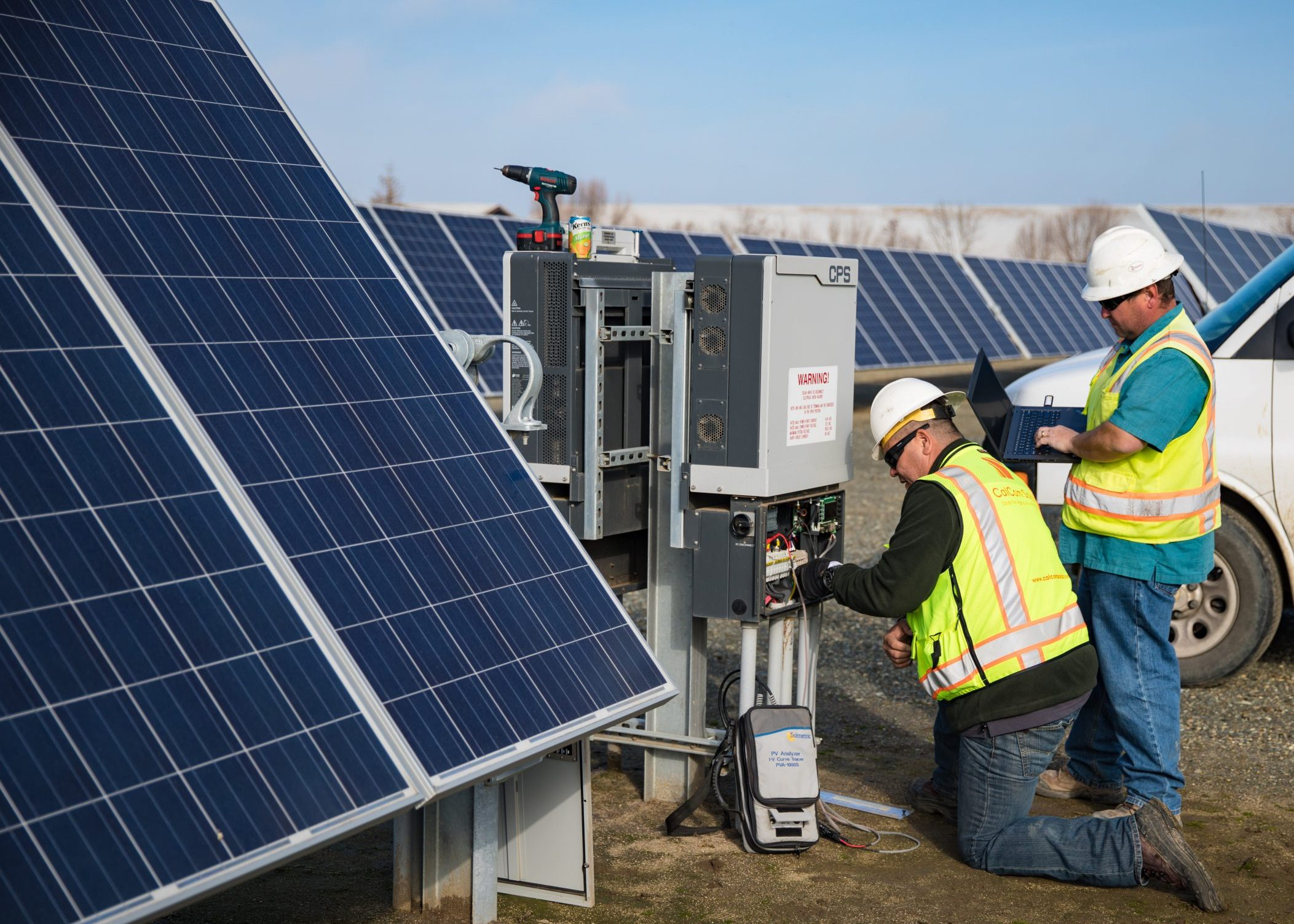 Energy Solutions Part 2: Improving Energy Reliability