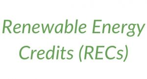 Renewable Energy Credits: Basic Information and FAQ
